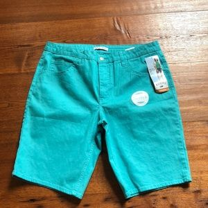 Lee Rider Bermuda Shorts- NWT